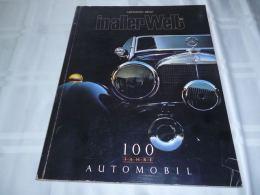 CB11 100 Jahre Automobil Mercedes-Benz - Nombreuses Photos - 1986 - 168 Pages - Automobile - F1