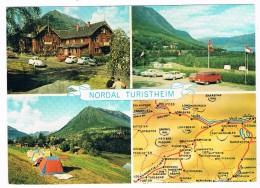 SC-1380    NORDAL : Turistheim ( Multiview) ( VOLVO AMAZONE, VOLVO P-544) - Norvegia
