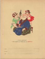 PROTEGE CAHIER NEGRITA - Buvards, Protège-cahiers Illustrés