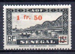 1/ Sénégal  N° 189 Neuf  XX  MNH  , Cote :  1,00 € , Disperse Trés Grosse Collection ! - Senegal (1887-1944)