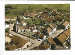 52 - PRESSIGNY ( Hte-Marne ) Vue Aérienne - Le Centre - Autres Communes