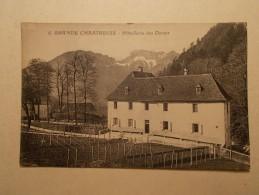 Carte Postale - Grande Chartreuse (38) - Hôtellerie Des Dames (157/30A) - Hotels & Gaststätten
