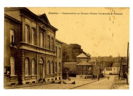 17115  -  Gingelom  -  Gemeentehuis En Kiosque - Gingelom