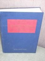 Carlo Ravasini, Documenti Sanitari Bolli E Suggelli Di Disinfezione Nel Passato, Minerva Medica, 1958, 450 Pag. - Gedesinfecteerde Briefwisseling
