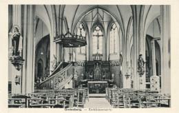 GROTENBERG / ZOTTEGEM / INTERIEUR VAN DE KERK - Zottegem
