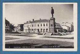 209284 / Silistra - Monument To Docho Mikhailov - Dobrudzha Leaders Of The Liberation Movement , Bulgaria Bulgarie - Bulgarije
