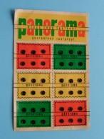 PANORAMA Brass Snap Fastener Guaranteed Rustproof ( Compleet Setje ) ! - Boutons