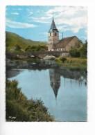 52 - VOUECOURT-la-JOLIE ( Hte-Marne ) Centre Touristique - L' Eglise Et Le Pont Sur La Marne - Sonstige Gemeinden
