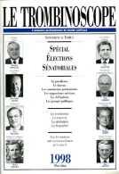 Le Trombinoscope Spécial élections Sénatoriales 1998 - Politique