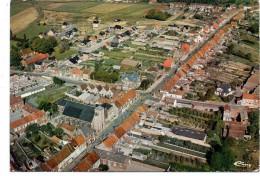 - BELGIQUE - CPM écrite RISQUONS-TOUT (Mouscron) - Panorama Aérien - Editions CIM 2108 - - Mouscron - Möskrön