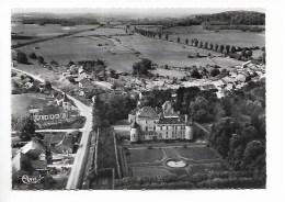52 - LE PAILLY ( Hte-Marne ) - Vue Aérienne Sur Le Château Et Le Village - Francia