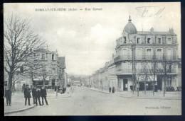 Cpa Du 10  Romilly Sur Seine -- Rue Carnot   LIOB57 - Romilly-sur-Seine