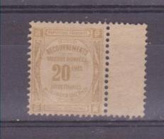 FRANCE   TAXE  N° 45 NEUF SANS GOMME - 1859-1955 Neufs