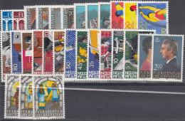 Liechtenstein Año 1984 Nuevo Y Completo - Liechtenstein