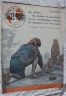 Revue SCIENCES Et VOYAGES 1951 69 Guatemala Pêche Antilles Pigeon Island Chypre Reunion Animaux Europe - Toerisme En Regio's