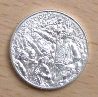 """Médaille Arg. 925 """"Bicentenaire De La Révolution Française 1789-1989"""" Monnaie De Paris - FOLON - Autres"""