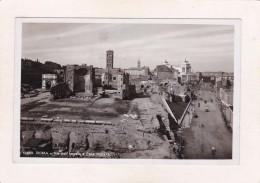 ROMA : Via Dell´Impero E Foro Romano  (animée, Voitures, ...) - Roma