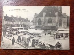 Villenauxe  Le Marché - Sonstige Gemeinden