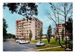 91 Vigneux Sur Seine Residence Bel Air Habitation Immeuble HLM Voiture Automobile Citroen DS Fiat 500 - Vigneux Sur Seine