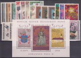 Liechtenstein Año 1985 Nuevo Y Completo - Liechtenstein
