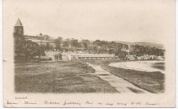 LAMLASH- ISLE OF ARRAN - AYRSHIRE - WITH DOUBLE ARC LAMLASH POSTMARK No. 214 - Ayrshire