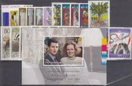 Liechtenstein Año 1993 Nuevo Y Completo - Liechtenstein