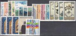 Liechtenstein Año 1995 Nuevo Y Completo - Liechtenstein