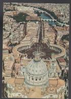 Cité Du Vatican Vue Par Avion - Vatican
