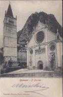 Gemona -Udine 1906 - Il Duomo - Autres Villes