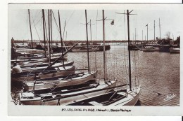 Cpsm Valras Plage  Bassin Nautique - France