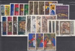 Liechtenstein Año 1981 Usado Y Completo (sin HB) - Liechtenstein