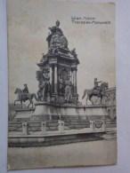 Autriche. Wien .Maria-Theresien-Monument - Buildings & Architecture