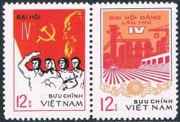 Vietnam - Commémoration Du 4e Congrès Du Parti Ouvrier Du Vietnam 30/31 ** - Vietnam