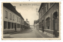 CPA - BERCHEM (AUD.) - Rue De La Chapelle - Kapellestraat - Nels   // - Kluisbergen
