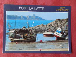 Dep 22 , Cpm FORT LA LATTE , SAINT CAST 22380 , Le Port De La Fresney (04.787) - Sonstige Gemeinden