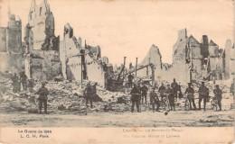 CPA  Belgique Guerre 14.18 Louvain La Maison Du Peuple  (animée)  B108 - Leuven