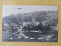 Dep 07 , Cp(repro)  18 , LA LOUVESC , Vue Générale , Mont Besset Et Le Lac (01.009) - La Louvesc