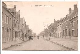 59 - BAILLEUL - Rue De Lille - Frankreich