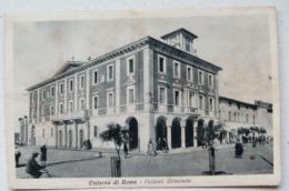 CISTERNA DI ROMA - PALAZZO COMUNALE 1933 - Latina