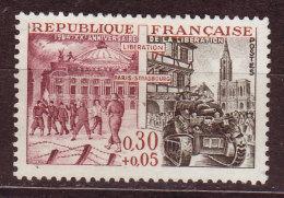 FRANCE - 1964 - YT  N° 1410  - Oblitéré - Libération - Francia