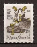 Yvert & Tellier N° 1178 ** Année 1970 Journée Du Timbre - 1961-70 Nuevos & Fijasellos