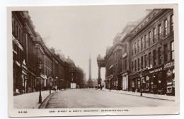 U-K--NEWCASTLE-ON-TYNE--Grey Street & Grey's Monument (commerces) N°S 4100 éd Kingsway - Newcastle-upon-Tyne