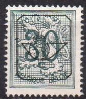 N° Préoblitéré 1027 O Y&T 1951  Lion Héraldique - Prematasellados
