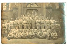 10717   CPA   KOBLENZ  : Groupe De Militaires , Au Dos Indiqué  , 151 ème D'infanterie , 7ème Compagnie - Koblenz