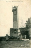 Cpa BOUVINES 59 Monument Commémoratif - Frankrijk