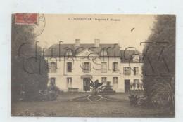 Doudeville (76) : La Villa Propriété De P. Marescot En 1909  PF. - France