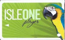Isle Of Capri Casino Multi-Locations - IsleOne Player Slot Card @2010 (BLANK) - Casino Cards