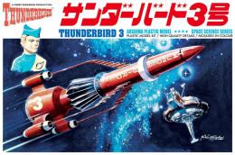 Thunderbirds : Thunderbird 3 1/350 ( Aoshima ) - SF & Robots