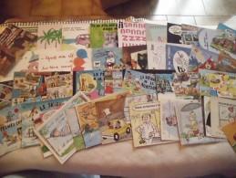 LOT DE 70 CARTES HUMORISTIQUES... - Cartes Postales