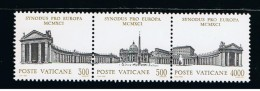 1991 - VATICANO - S14E - SET OF 3 STAMPS ** - Unused Stamps